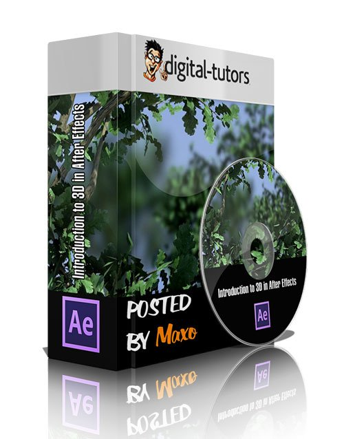 Digital - Tutors: Introduction to 3D in After Effects