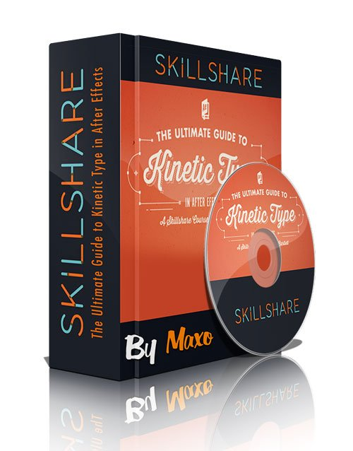 Skillshare: The Ultimate Guide to Kinetic Type in After Effects