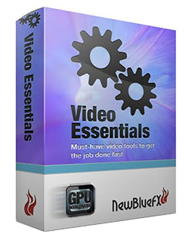 NewBlue Video Essentials VI For Vegas Pro 13