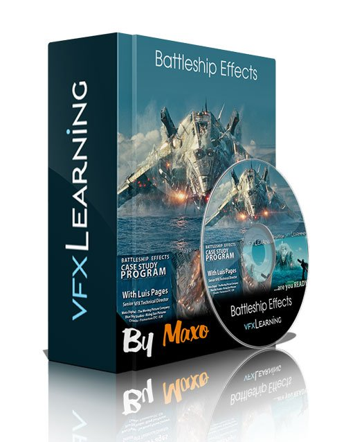 VFXLearning - Case Study: Battleship Effects