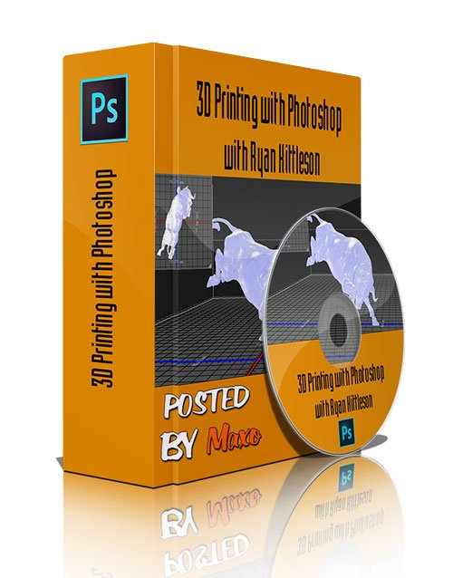 3D Printing with Photoshop with