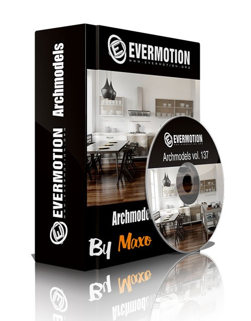 Evermotion: Archmodels vol. 137