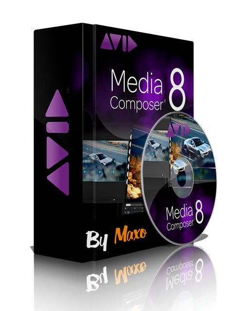 Avid Media Composer v8 Win/Mac