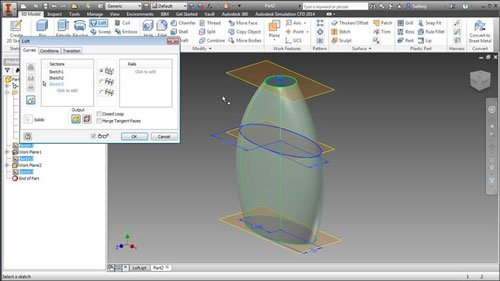 Inventor 2014 Essential Training ( Updated May 19, 2014 )