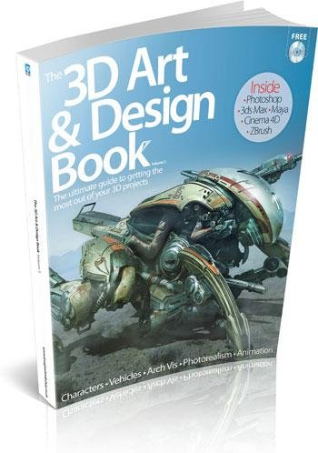 The 3D Art & Design Book Vol.3