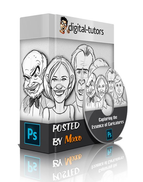 Digital - Tutors: Capturing the Essence of Caricatures