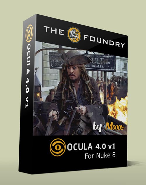 The Foundry Ocula 4.0 v1 For Nuke 8 Win/Mac/Linux