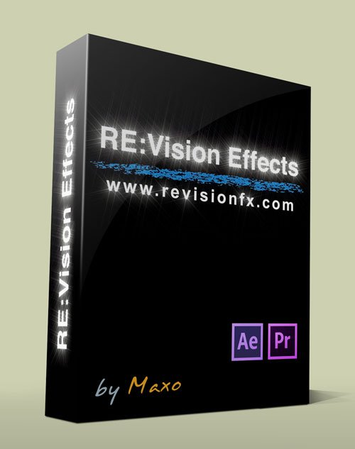 REVisionFX for After Effects and Premiere Pro
