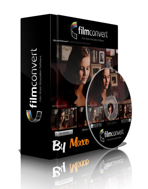 FilmConvert Pro v2.14 for After Effects / Premiere Pro