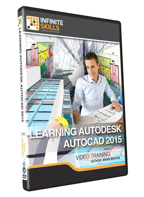 Infiniteskills: Learning Autodesk AutoCAD 2015 Training Video