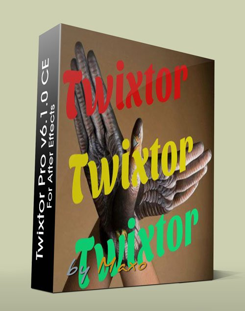REVisionFX Twixtor Pro 6.1.0 CE for Adobe x64 Win