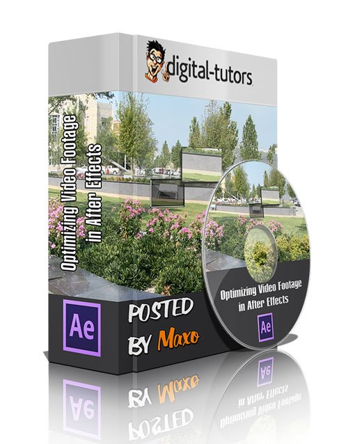 Digital - Tutors: Optimizing Video Footage in After Effects