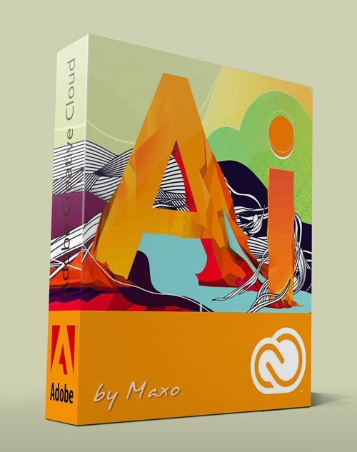 Adobe Illustrator CC 2014 v18.0.0 x32/64 Win