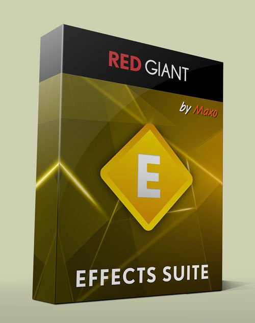 Red Giant Effect Suite v11.1.1 Win/Mac