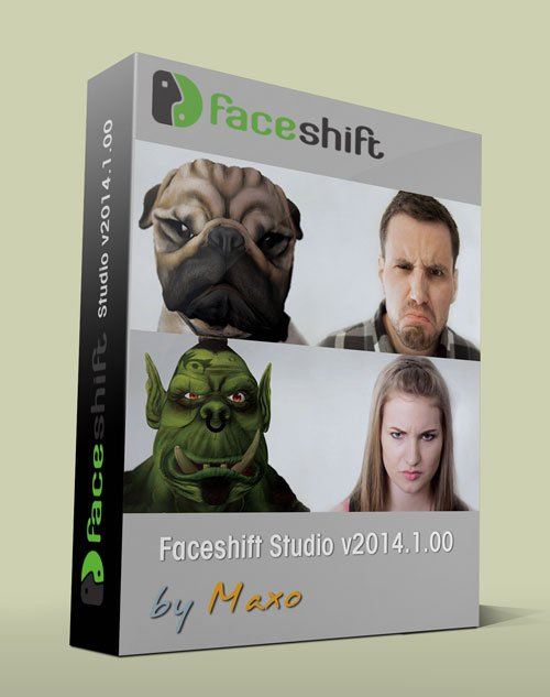 Faceshift Studio 2014.1.00 x64 Win