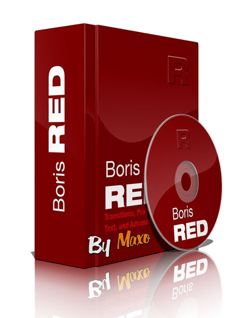 Boris RED 5.6.0 CE Win x64
