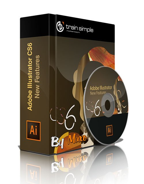 Train Simple: Illustrator CS6 New Features