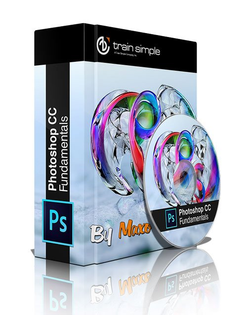 Train Simple: Photoshop CC Fundamentals