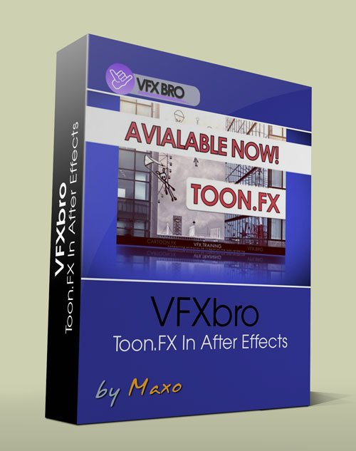 VFXbro - Toon.FX In After Effects