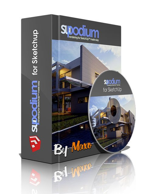 SU Podium 2014 v2.18.930 For SketchUp x32/64 Win