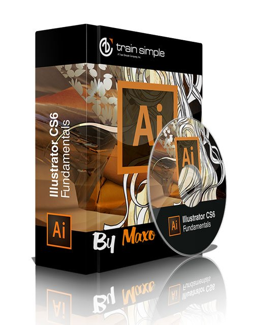 Train Simple: Illustrator CS6 Fundamentals