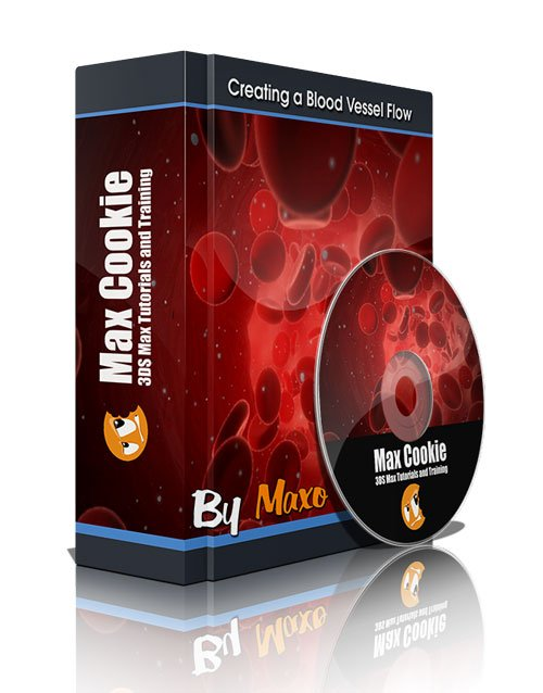 CGCookie: Create Blood Vessels and Blood