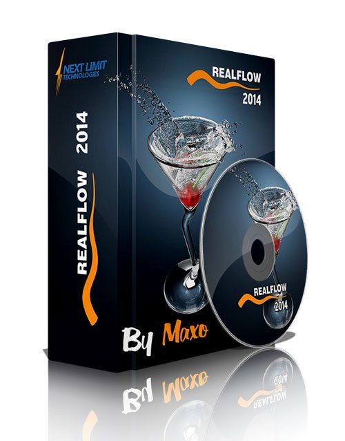 Next Limit RealFlow v2014 build 0147 and Plugins