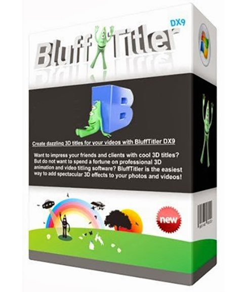 BluffTitler DX9 iTV v12.0.2 Win