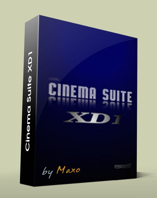 Cinema Suite XD1 for Edius