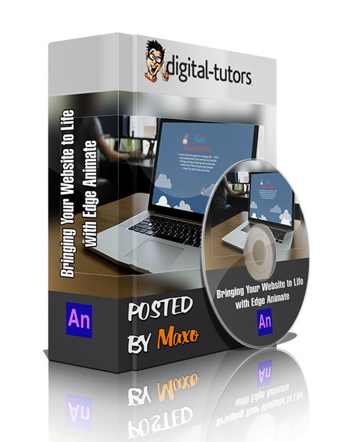 Digital - Tutors: Bringing Your Website to Life with Edge Animate
