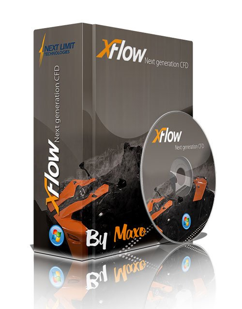 Next Limit xFlow 2014 build 92 x64 Win