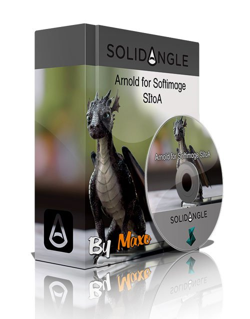 Solidangle Arnold for Softimage SItoA 3.1.1