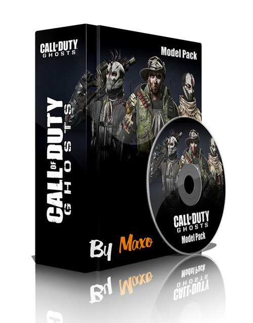 Call Of Duty: GHOST Model Pack