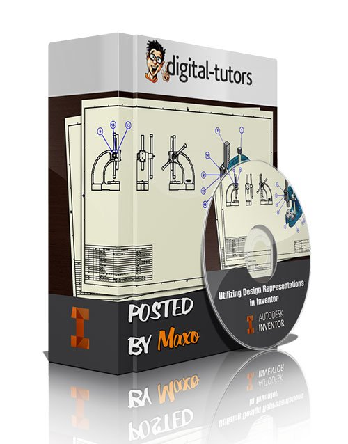 Digital - Tutors: Utilizing Design Representations in Inventor