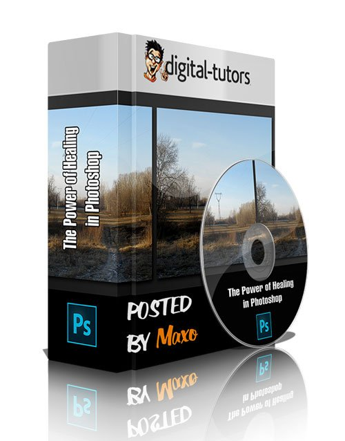 Digital - Tutors: The Power of Healing in Photoshop