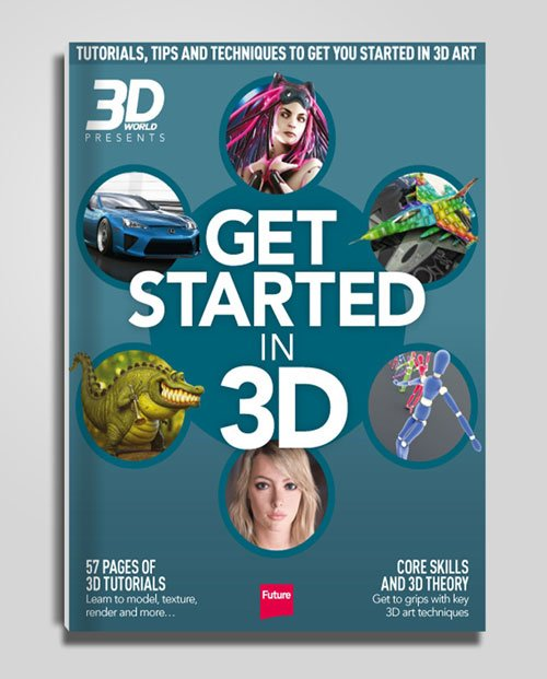 3D World - Get Started in 3D