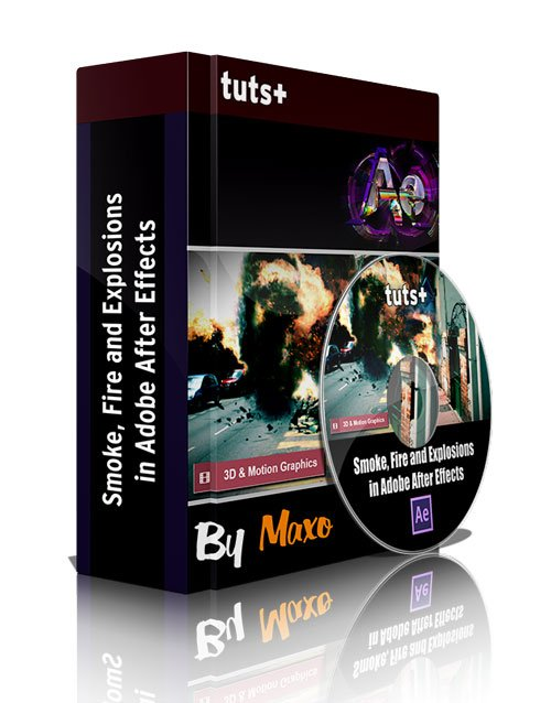 Tuts+ Premium: Smoke, Fire and Explosions in Adobe After Effects