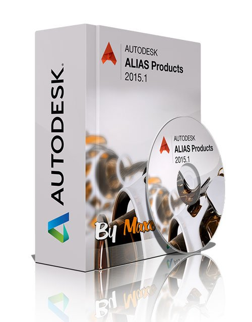 Autodesk ALIAS Products 2015 R1(R2)