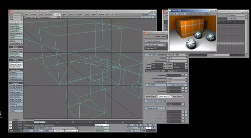 Kurvstudios: Stereoscopic Primer for Lightwave from Kelly Myers