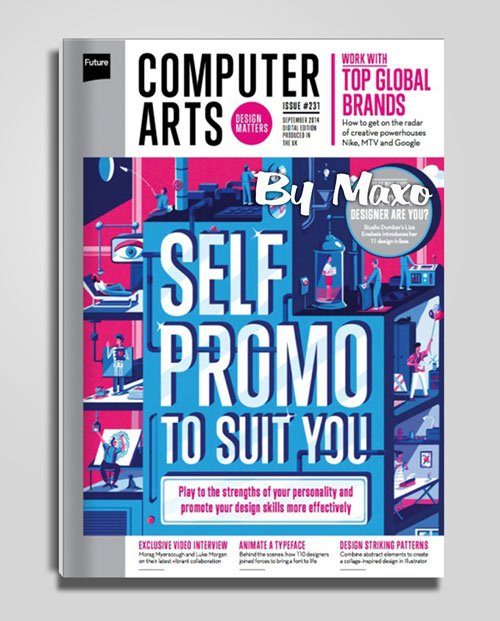 Computer Arts - Issue 231 September 2014