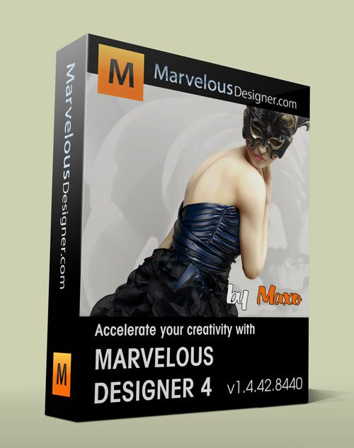 Marvelous Designer 4 Personal Advanced v1.4.42.8440 x64 Win
