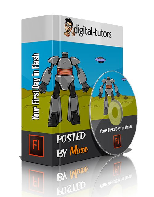 Digital - Tutors: Your First Day in Flash