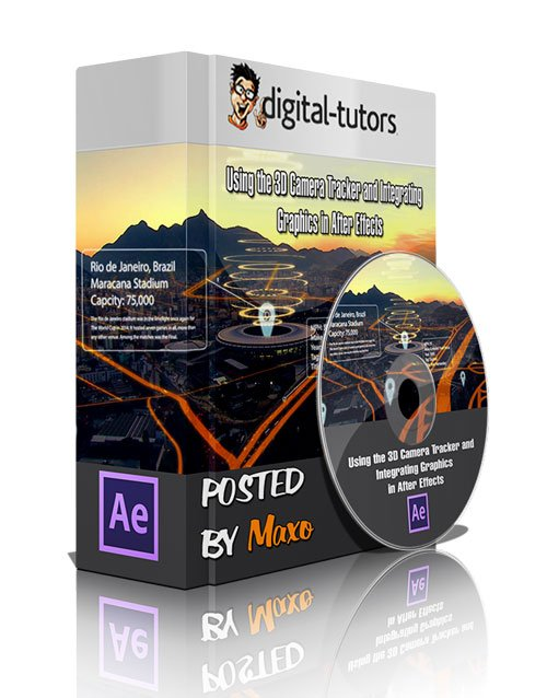Digital - Tutors: Using the 3D Camera Tracker and Integrating Graphics in After Effects