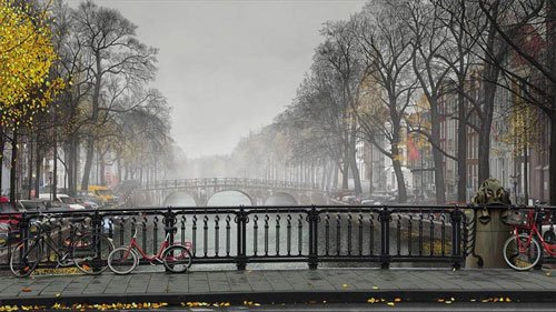 Bert Monroy: The Making of Amsterdam Mist, the Structures with