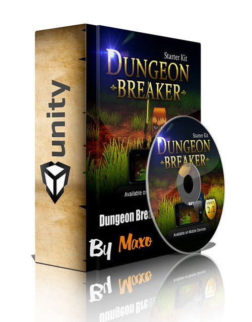 Unity - Dungeon Breaker Starter Kit 2.2