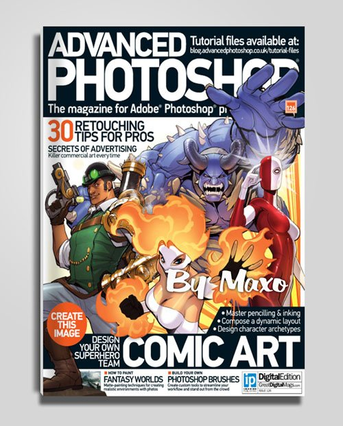 Advanced Photoshop - Issue 126, 2014