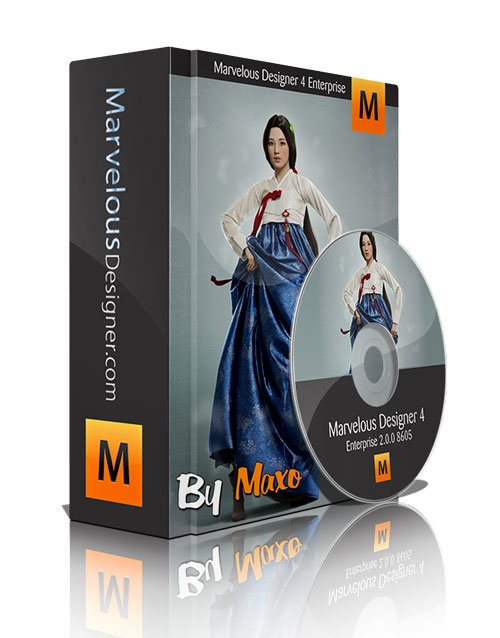 Marvelous Designer 4 Enterprise 2.0.0.8605 Win/Mac
