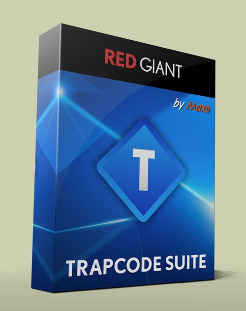 Red Giant Trapcode Suite v12.1.6 Win/Mac