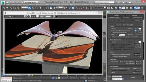 Up and Running with mental ray ...