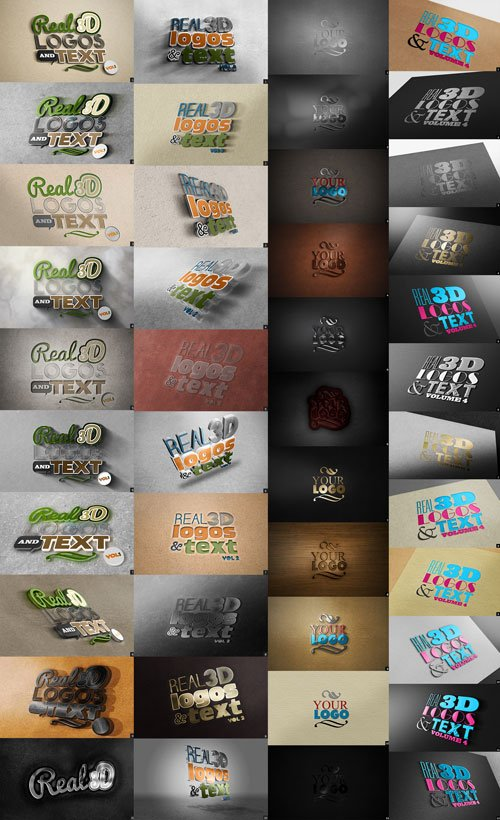 GraphicRiver - 7285759 Bundle  ...